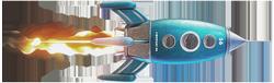 Rocket - 90 Grader